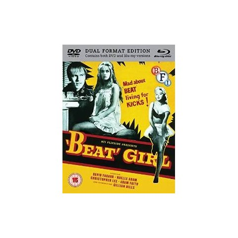 'BEAT' GIRL - DVD - BLURAY