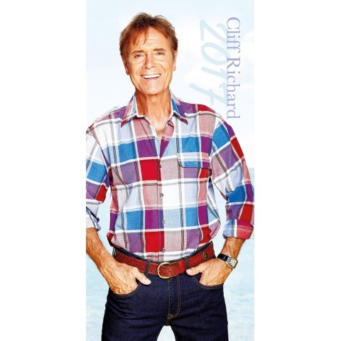 CLIFF RICHARD - OFFICIAL DIARY 2017