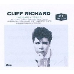 CLIFF RICHARD (AND THE DRIFTERS) - THE EARLY YEARS - 2 CD