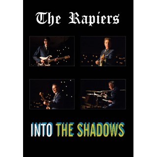 THE RAPIERS  - LIVE AT LAKESIDE 2015 - DVD