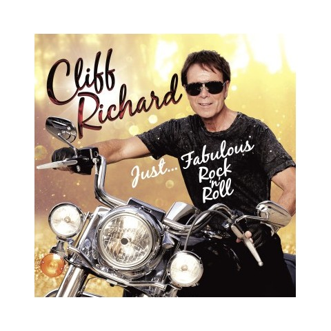 CLIFF RICHARD - JUST... FABULOUS ROCK N ROLL - CD