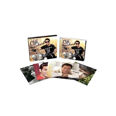CLIFF RICHARD - JUST...FABULOUS ROCK N ROLL - CLAMSHELL CD BOX
