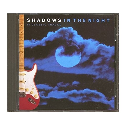 THE SHADOWS - IN THE NIGHT - 16 CLASSICS - CD