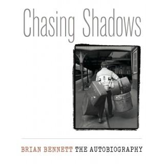 Brian Bennett - Chasing Shadows - Autobiography - Book