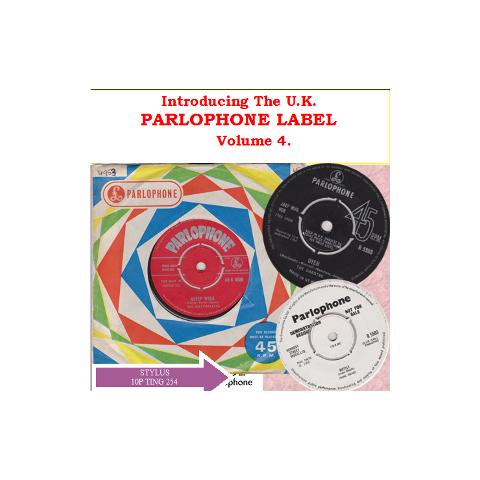 PARLOPHONE LABEL VOL 4 - STYLUS - CD