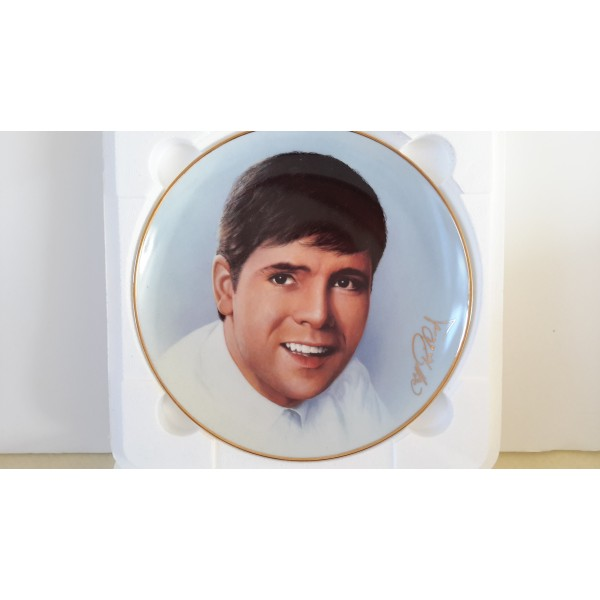 """BABYFACE"" DANBURY COMMEMORATIVE PLATE"