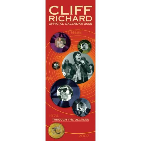 CLIFF  2009 OFFICIAL  SLIMLINE CALENDAR