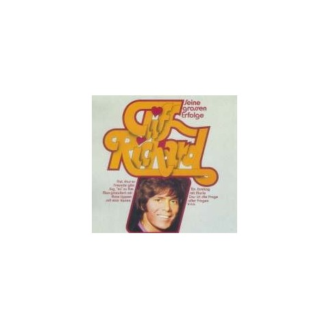 CLIFF RICHARD (& The Shadows) - SEINE GROSSEN ERFOLGE - CD