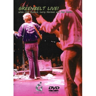 CLIFF RICHARD - GREENBELT - DVD - 1979