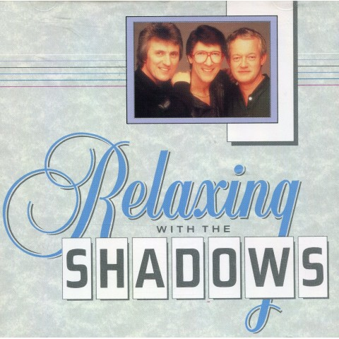 THE SHADOWS - RELAXING WITH THE SHADOWS - CD