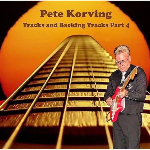 PETE KORVING - BACKING TRACK VOLUME 4 - IMPORT CD