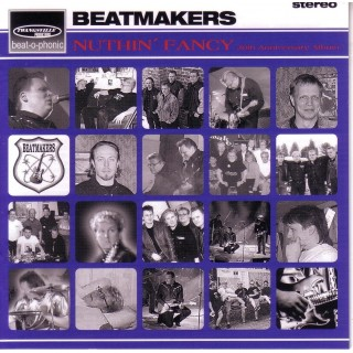 THE BEATMAKERS - NOTHING FANCY - CD - IMPORT