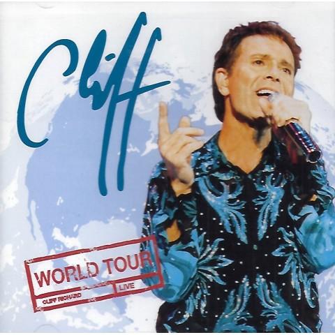 CLIFF RICHARD -WORLD TOUR 2003 - CD