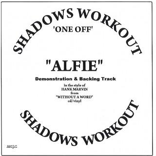 IAN MCCUTCHEON - ALFIE 2 TRACK BACKING TRACK - CD