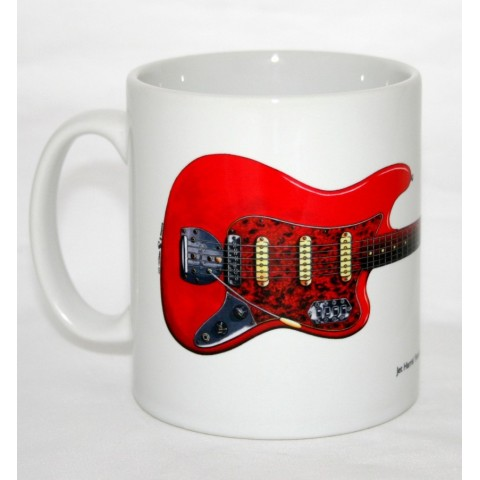 JET HARRIS - FENDER VI BASS - MUG