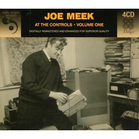 JOE MEEK - AT THE CONTROLS - VOLUME 1 - 4 CD SET