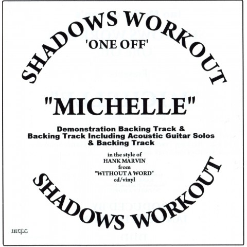 IAN MCCUTCHEON - MICHELLE  - 3 TRACK - BACKING TRACK CD