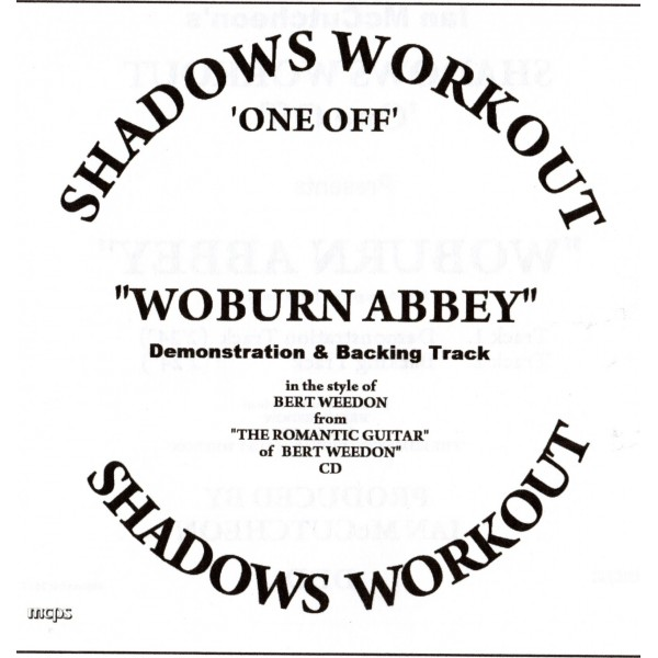 IAN MCCUTCHEON - WOBURN ABBEY -  2 TRACK CD