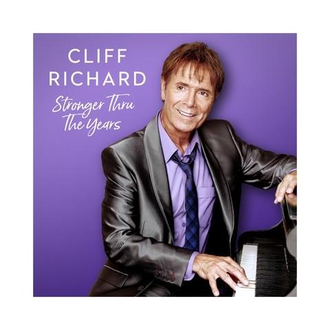 CLIFF RICHARD - STRONGER THRU THE YEARS - 2CD