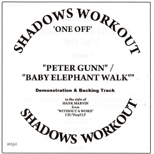 IAN MCCUTCHEON - PETER GUNN / BABY ELEPHANT WALK - BACKING TRACK - CD