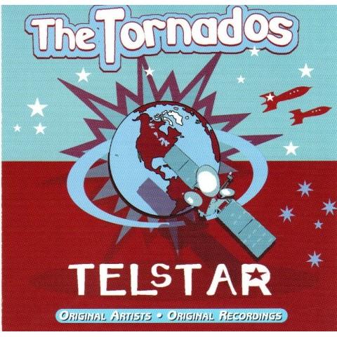 THE TORNADOS - TELSTAR - CD