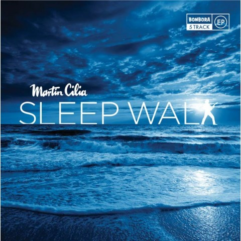 MARTIN CILIA - SLEEPWALK EP - CD - IMPORT