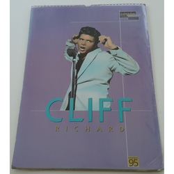 CLIFF RICHARD 1995 CALENDAR UNOFFICIAL