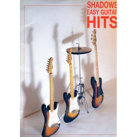 SHADOWS EASY GUITAR HITS Music folio -  Easy Guitar Music