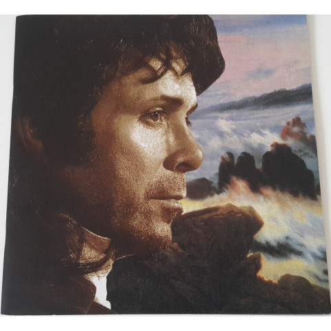 "CLIFF RICHARD ""HEATHCLIFF"" BROCHURE"