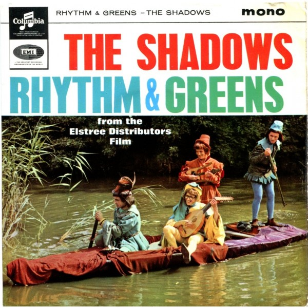 """""""RHYTHM & GREENS""""  STARRING THE SHADOWS"""