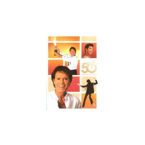 CLIFF RICHARD - 50TH ANNIVERSARY - IMPORT DVD