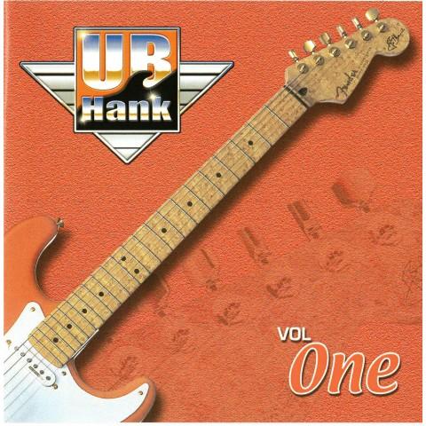 UB HANK Vol 1 - BACKING TRACK - CD