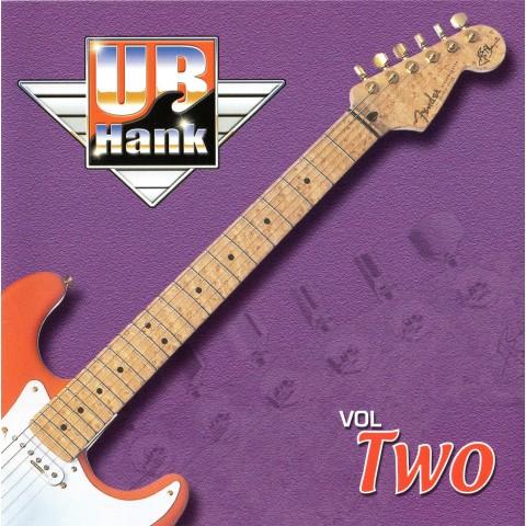UB HANK Vol 2 - BACKING TRACK - CD
