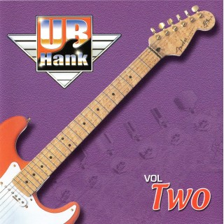 UB HANK VOL.2 - BACKING TRACK CD WITH COMPLETE TAB SET