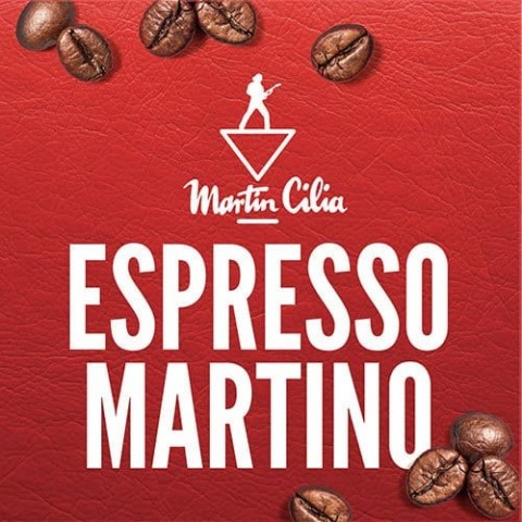 MARTIN CILIA - ESPRESSO MARTINO - LIMITED - CD