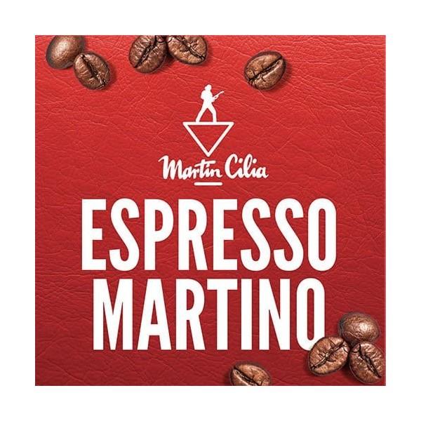 MARTIN CILIA - EXPRESSO MARTINI - LIMITED CD