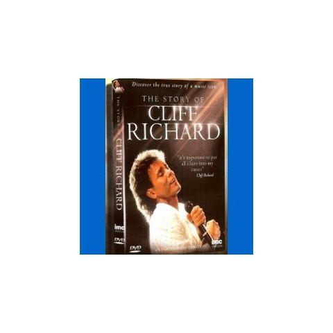 CLIFF RICHARD - THE STORY OF CLIFF RICHARD - DVD