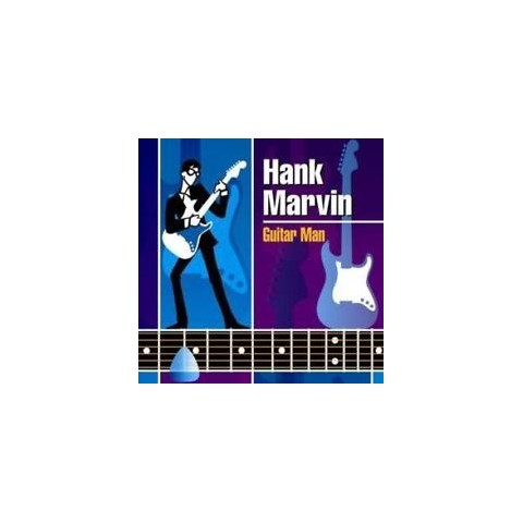 HANK MARVIN - GUITAR MAN - CD
