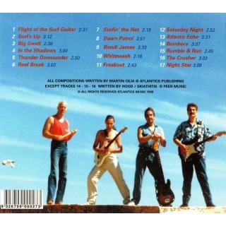 ATLANTICS - FLIGHT OF THE SURF GUITAR - CD - IMPORT