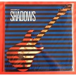 THE SHADOWS - SIMPLY THE SHADOWS - LP