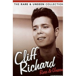 DVD - CLIFF RICHARD - RARE AND UNSEEN