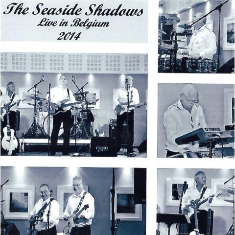 PETE KORVING & THE SEASIDE SHADOWS - LIVE IN BELGIUM - CD  - IMPORT