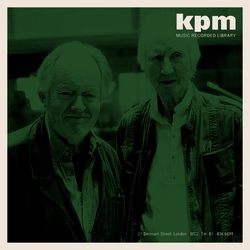 KPM ALLSTARS INC BRIAN BENNETT - FULL CIRCLE - VINYL LP