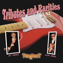 TANGENT - TRIBUTES AND RARITIES - CD 40TH ANNIVERSARY JET & ALAN