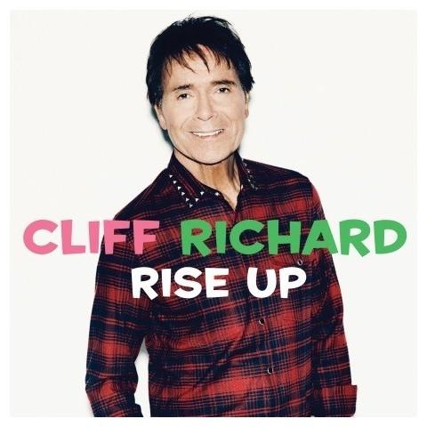 "7"" VINYL SINGLE - RISE UP - CLIFF RICHARD"
