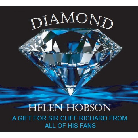 DIAMOND - A GIFT FOR CLIFF RICHARD - CD SINGLE - LIMITED EDITION