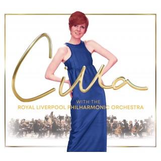 CILLA BLACK - LIVERPOOL RLP - CONTAINS CLIFF DUET - CD