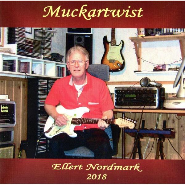 ELLERT NORDMARK - MUCKARTWIST - CD - IMPORT