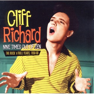 CLIFF RICHARD - NINE TIMES OUT OF TEN - 2CD