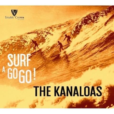 THE KANALOAS - SURF A GO GO! - CD IMPORT